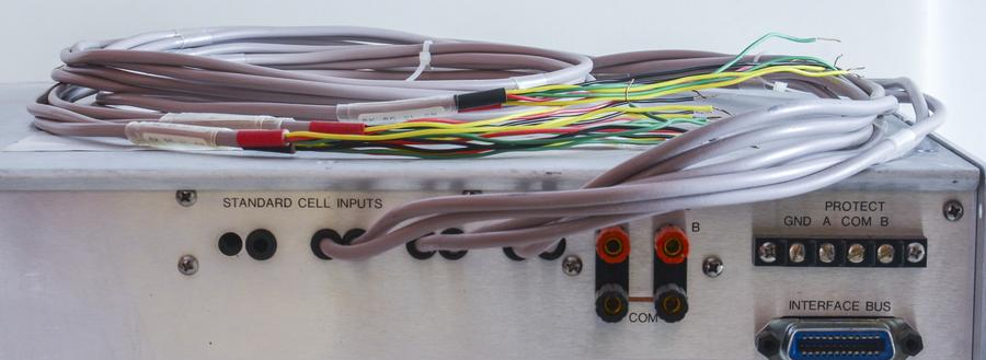 Bot 2 fine manual control cables