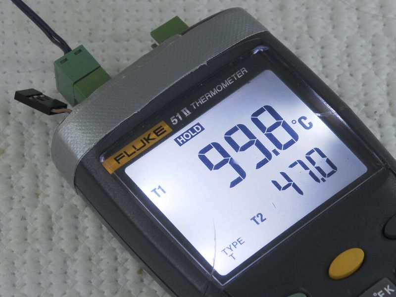 Modification and tricks for Fluke 5x-II series