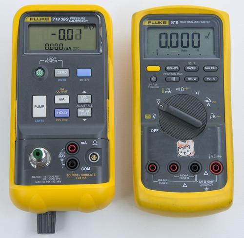 Xdevs Com Fluke 719 30g Pressure Calibrator Short Review