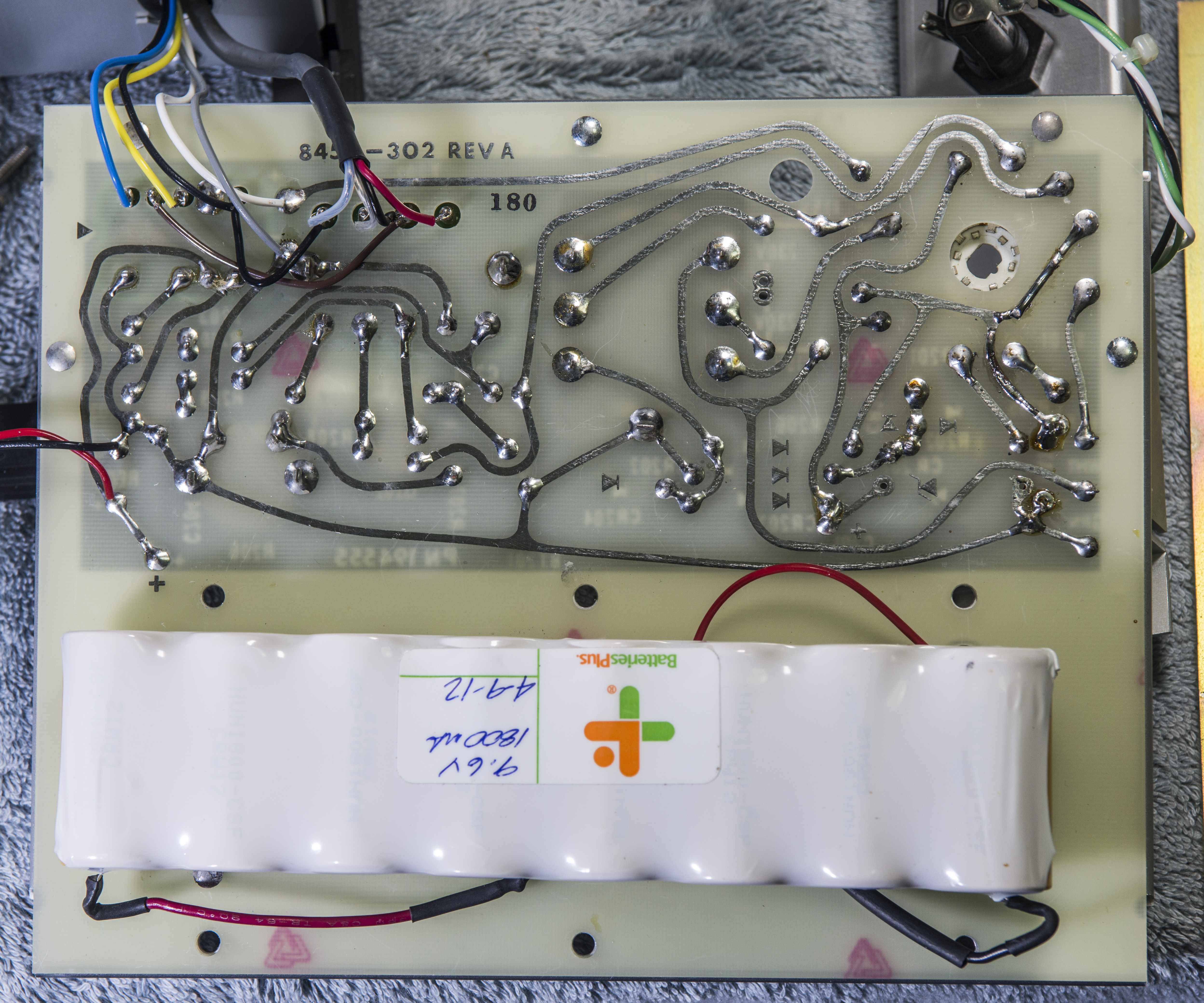 xDevs com | Repair and tweaks for Fluke 845AB null-meter