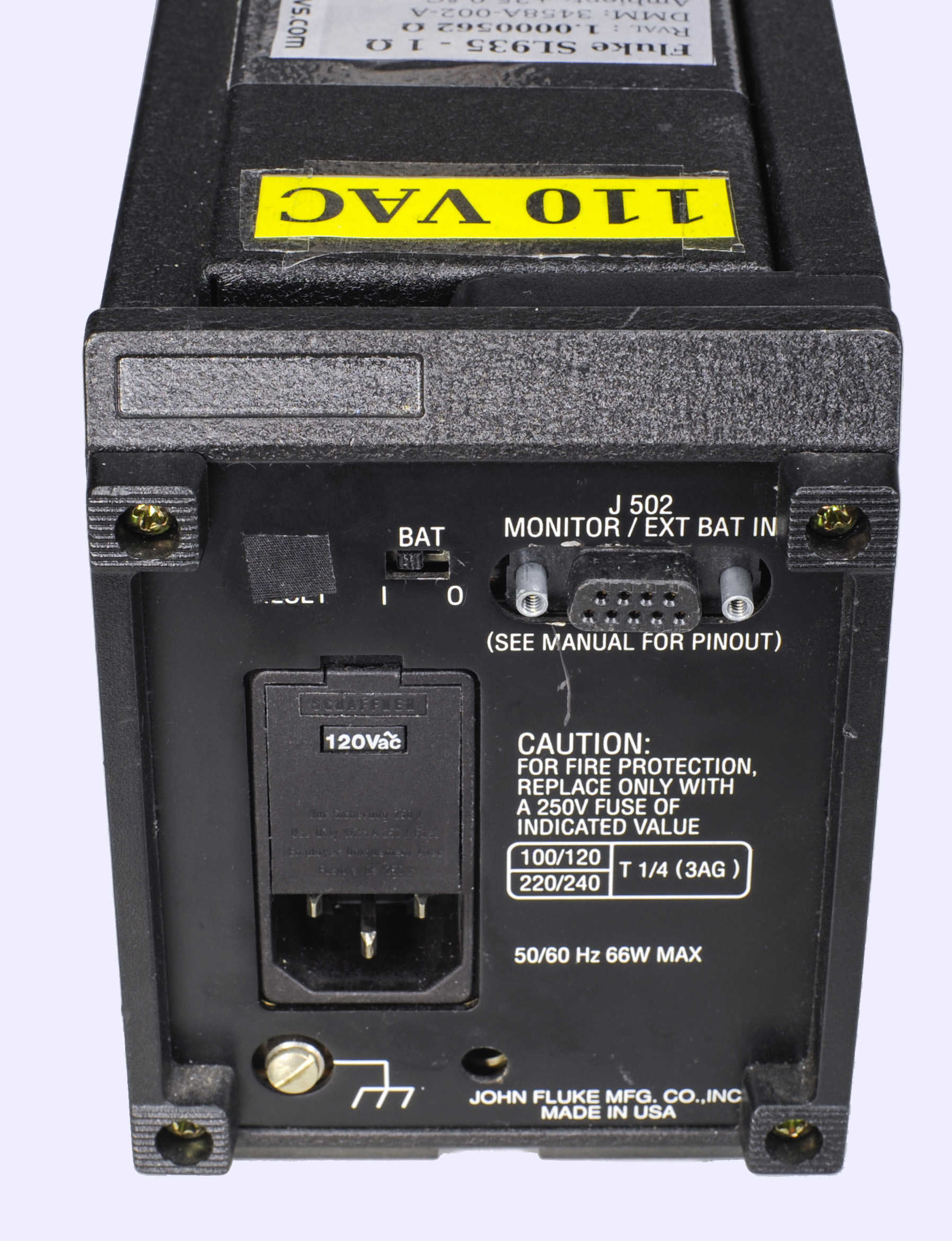 xDevs.com | Fluke SL935 heated resistance standard prototype on