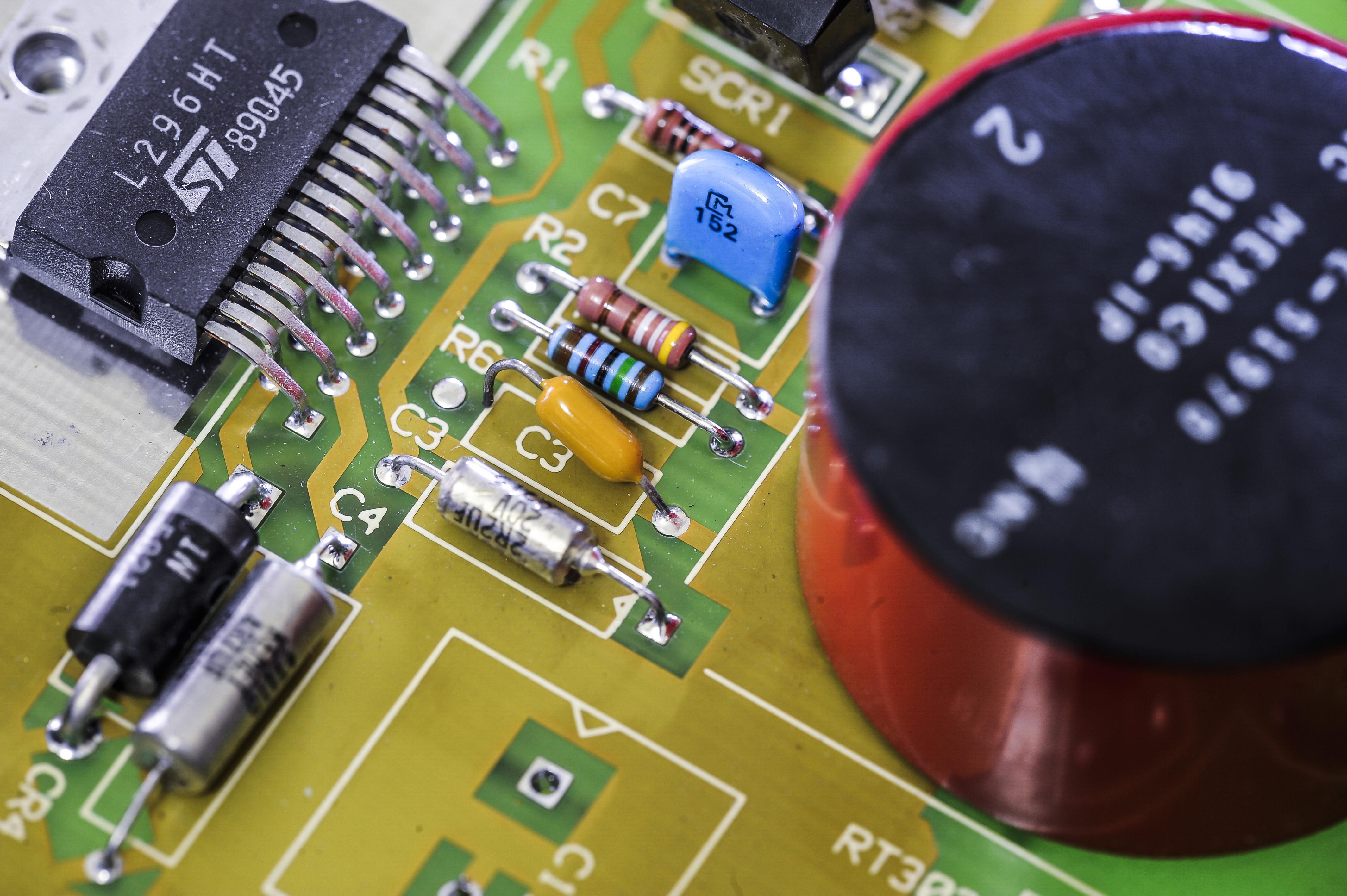 HP Agilent 3245 Universal Source Backplane 03245-66502