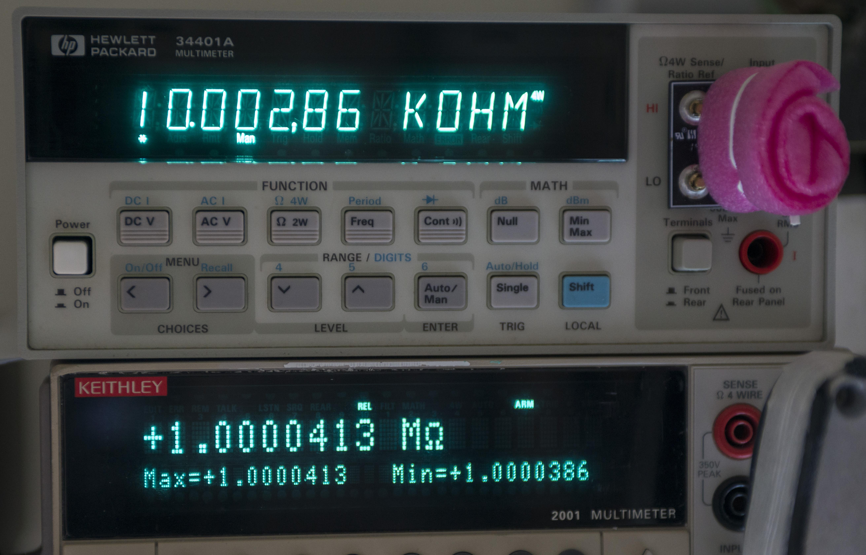 xdevs com hp 34401a repair and calibration worklog rh xdevs com Agilent 34401A User Manual HP 34401A Multimeter