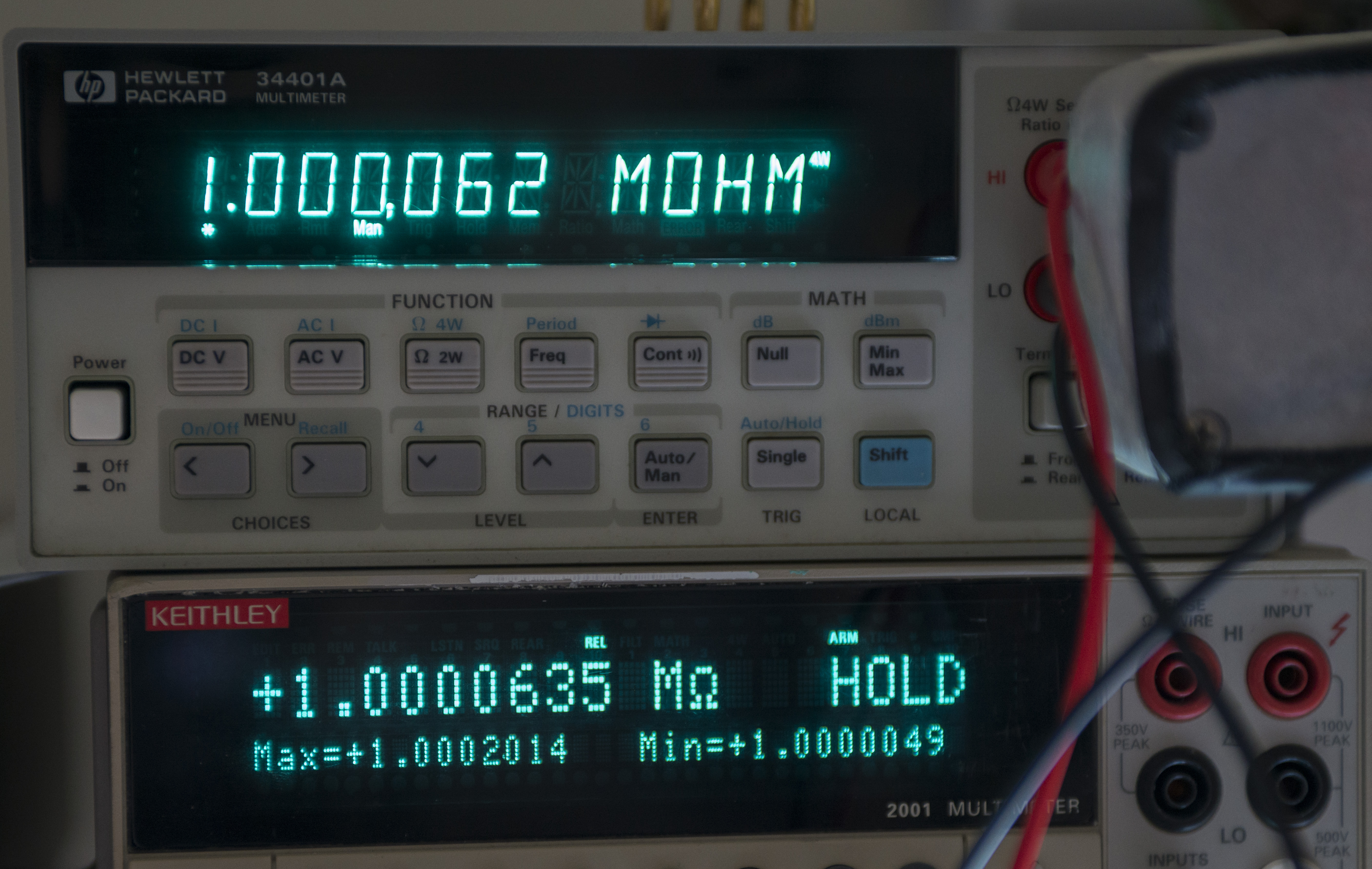 xdevs com hp 34401a repair and calibration worklog rh xdevs com Agilent 34401A DMM Images of Multimeters DMM