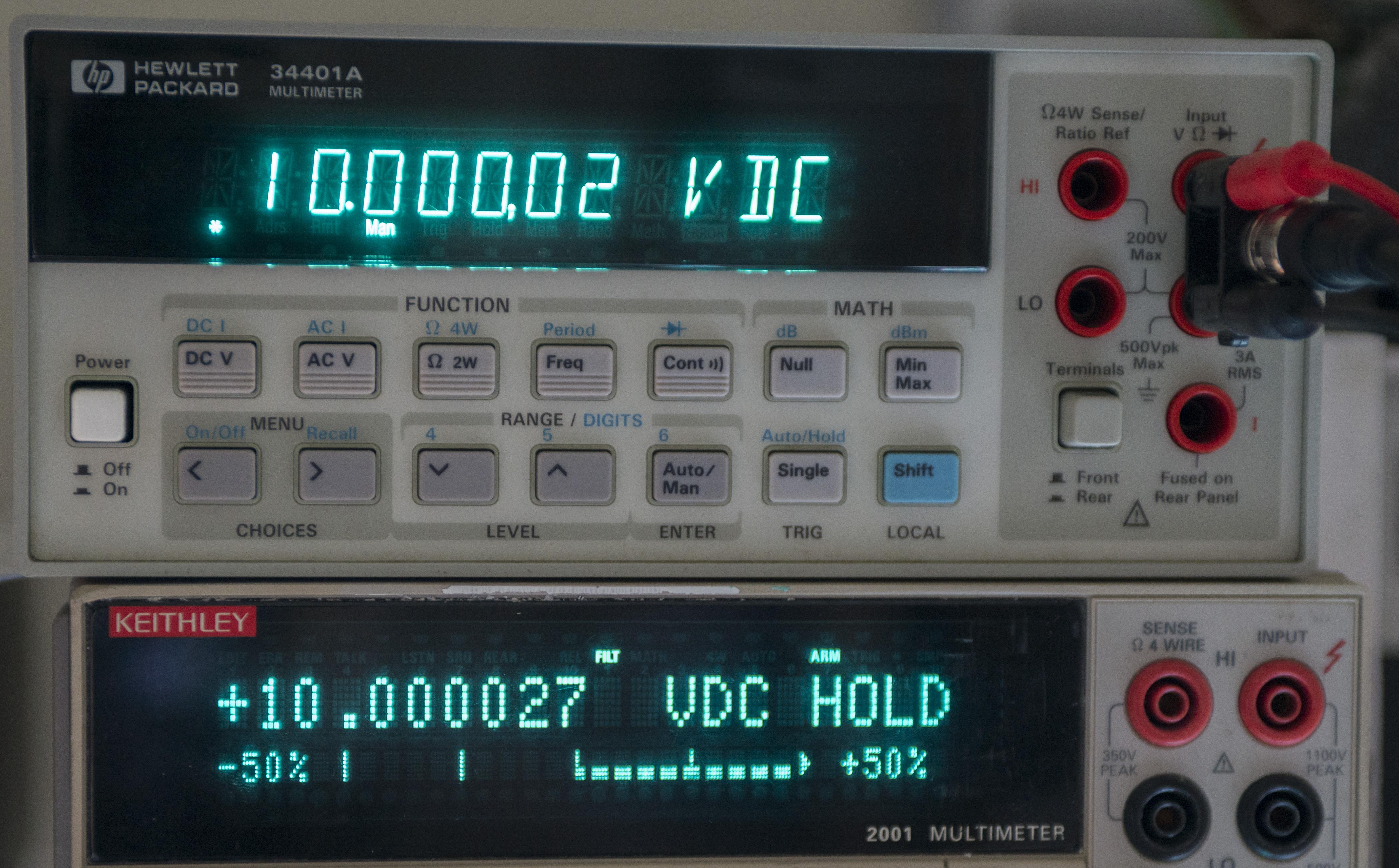 xdevs com hp 34401a repair and calibration worklog rh xdevs com Agilent 34401A Pads Agilent 34410A