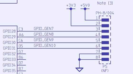 xDevs com | Adding I2C0 port to Raspberry Pi B Rev 2 0