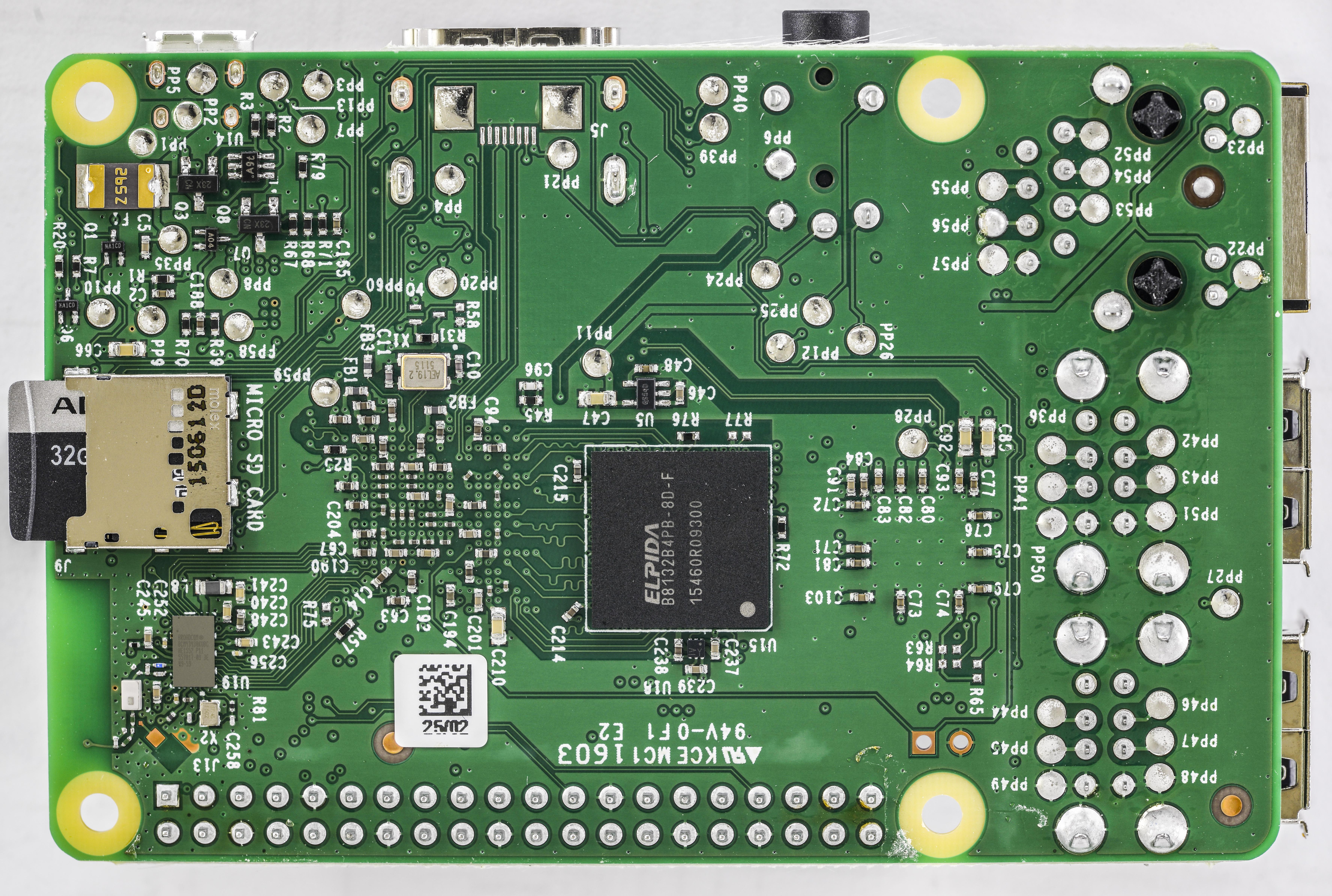 Overclocking For Raspberry Pi 3 Model B Block Diagram Methodology