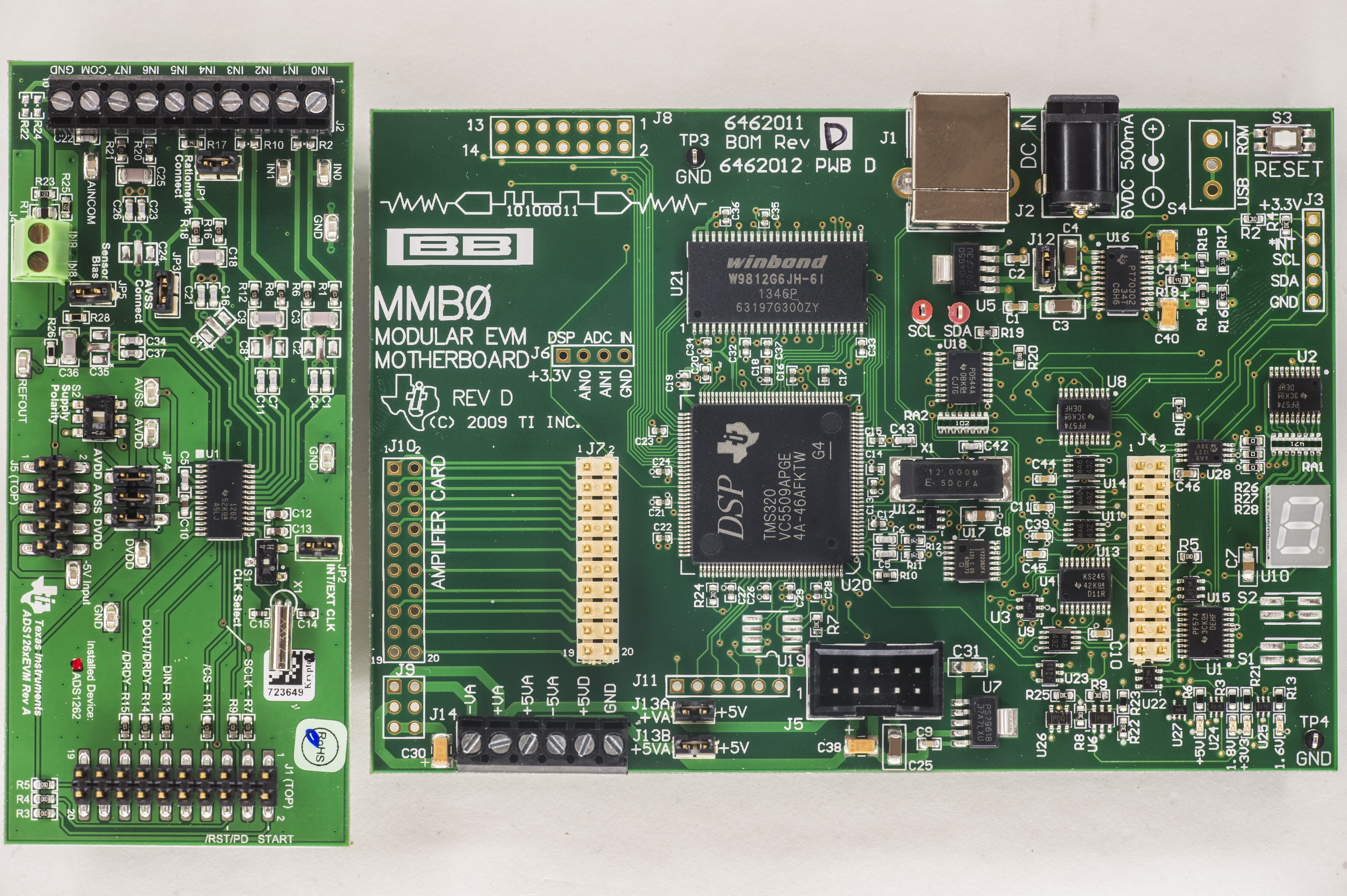 xDevs com | Texas Instruments ADS1262 32-bit ADC evaluation