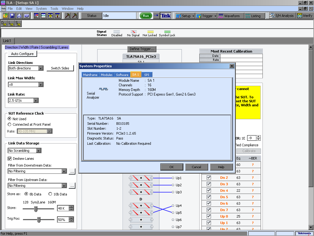 xDevs com   Review of TLA7BB4 logic analyzer module and