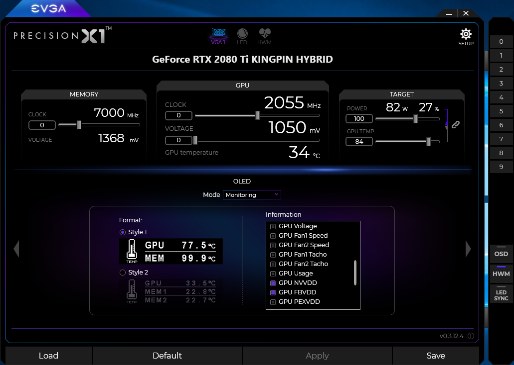 xDevs com | EVGA RTX 2080 Ti KINGPIN Edition Technical Guide