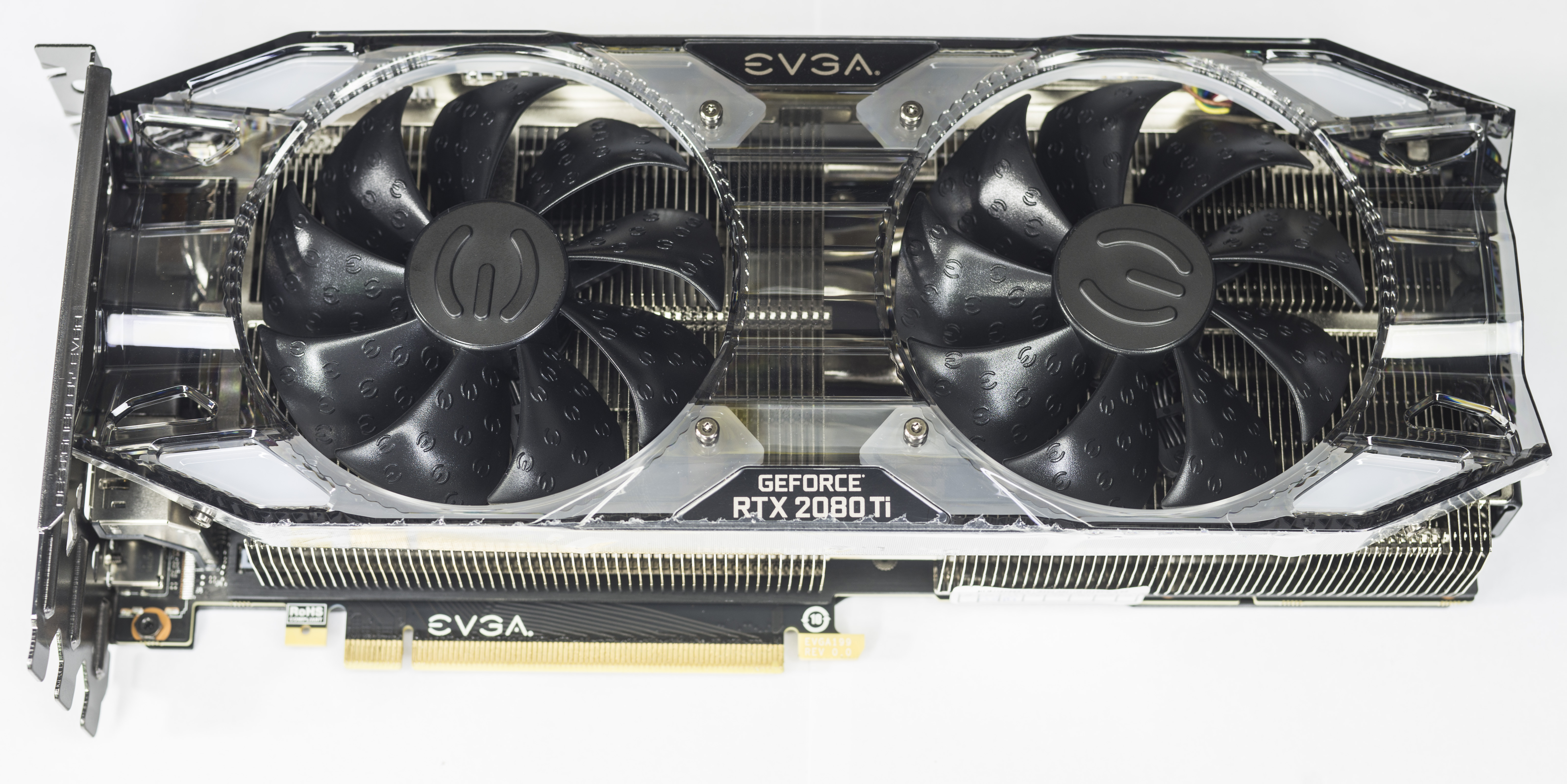 xDevs com | Teardown of the EVGA GeForce RTX 2080 Ti XC Ultra