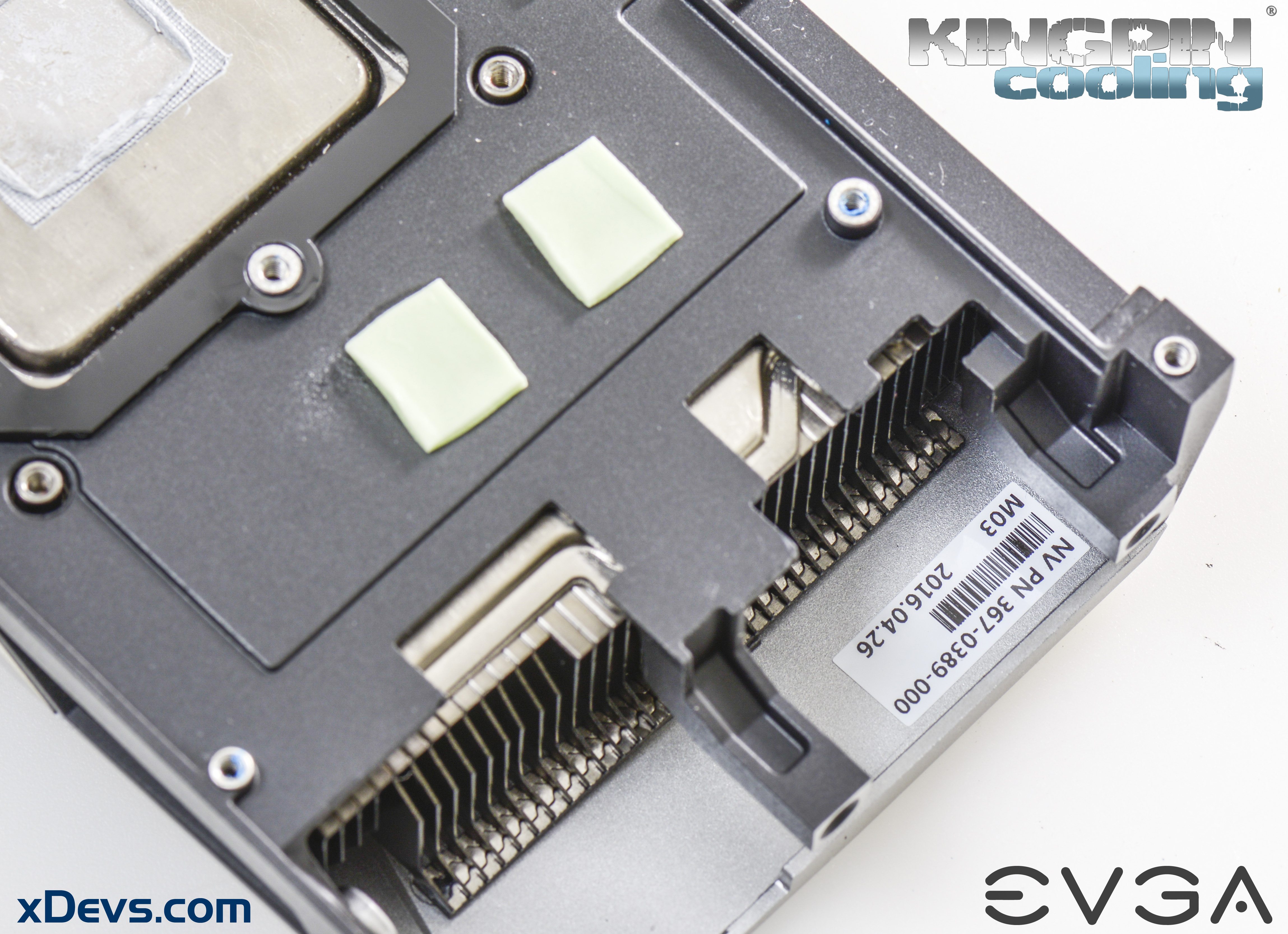 Extreme Oc Modifications For Evga Geforce Gtx 1080 1070 Fe Gives Mindf Movies A New Meaning Hacks Mods Circuitry Image 9 10 Heatsink After Removal From The Card