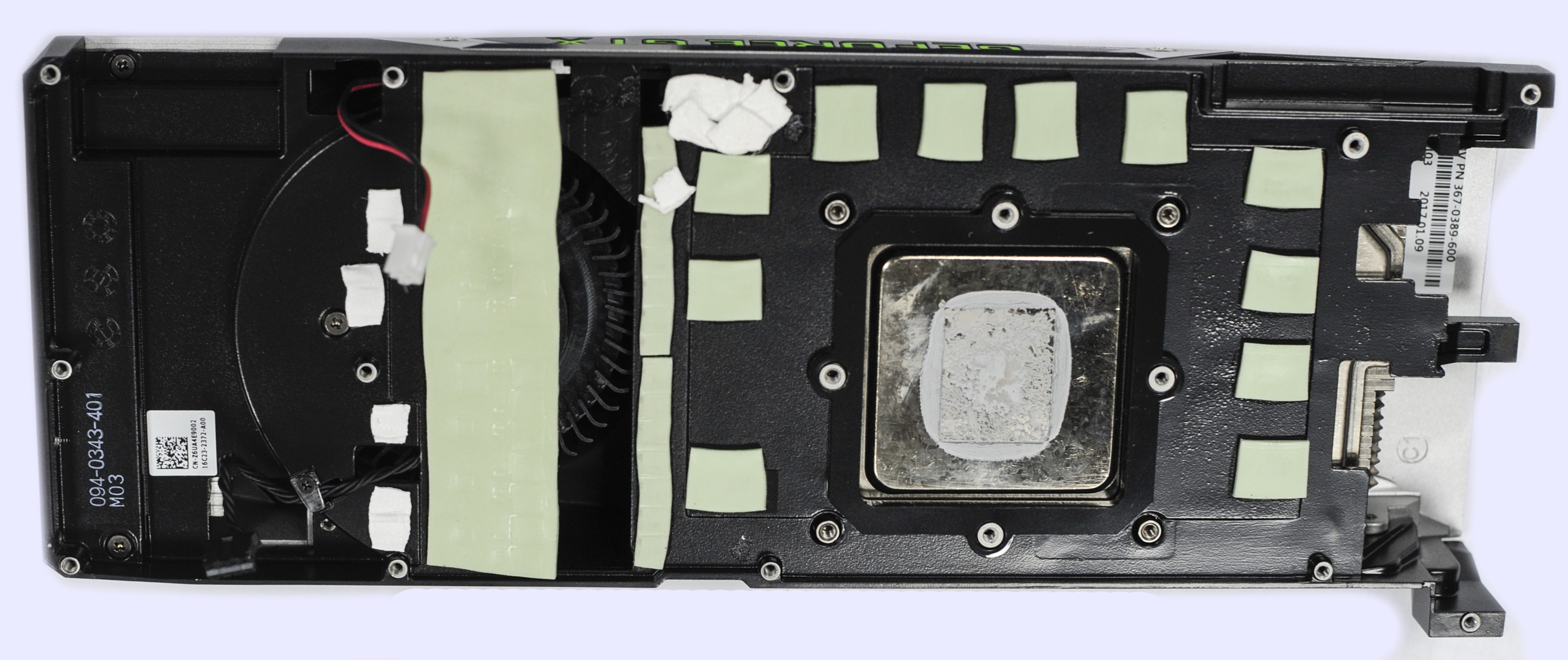 xDevs com | Extreme OC modifications for EVGA GeForce GTX 1080Ti FE