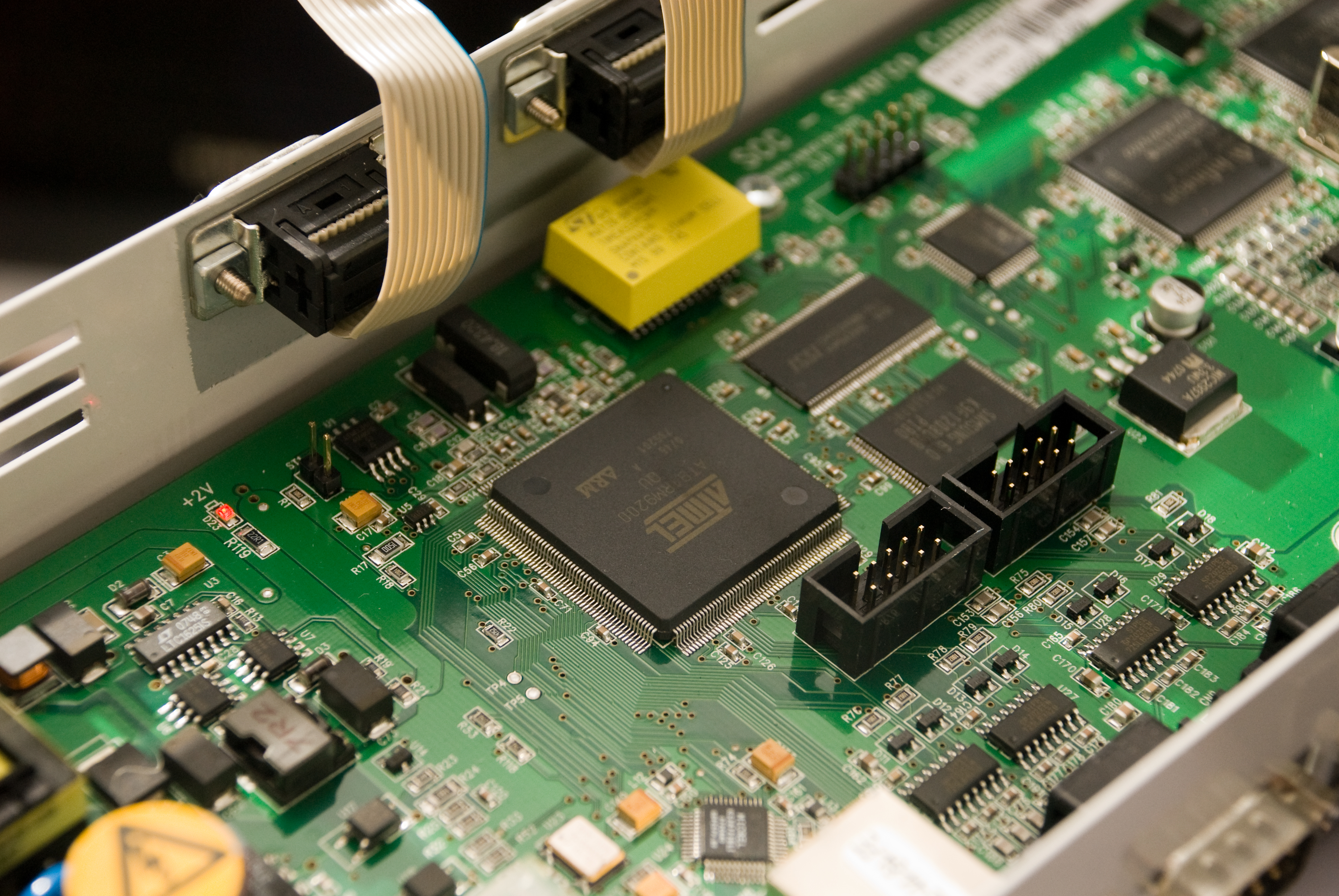 Taking Decent Photographs Of Electronic Hardware And Pcbas Camera Lens Circuit Board Digital Photography Concept Photo Below Was Shot 8 Years Ago By Cheap Entry Level Old Mid Range